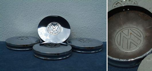 Originale Radkappen VW
