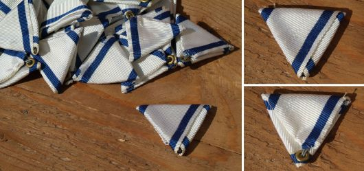 Ordensband - Dreiecksband