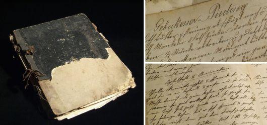 Viele seltene Rezepte von handgeschrieben - Kochbuch 1881