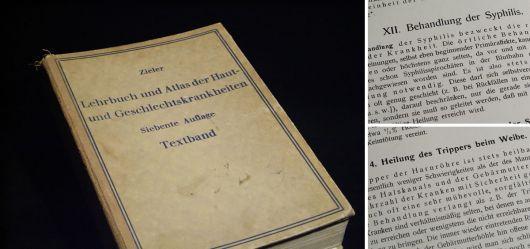 Zwei Medizinische Bücher