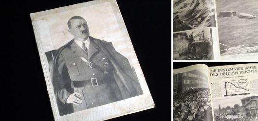 Das Deutschland Adolf Hitlers