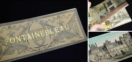 Fontainebleau Versailles 1920