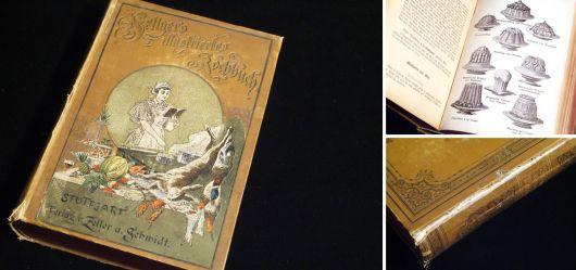 Süddeutsches Kochbuch 1900