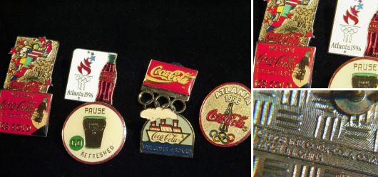 Coca-Cola Pins