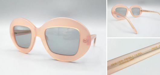 Designer-Brille von Traction Production Futura