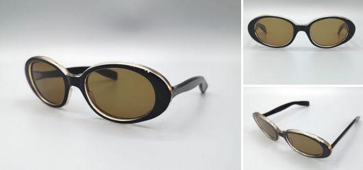 Vintage Damen-Sonnenbrille im klassischen Sixtie-Stil