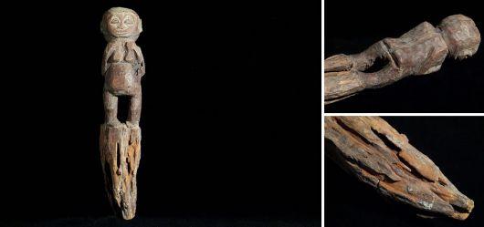 Wächterfigur Botchio vom Stamm der Ewe/Fon Ghana/Togo 1960 - 1970