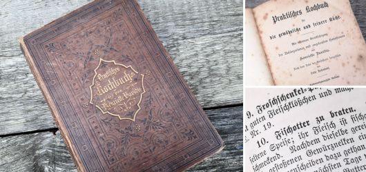 Kochbuch-Schmankerl aus dem 19. Jahrhunder