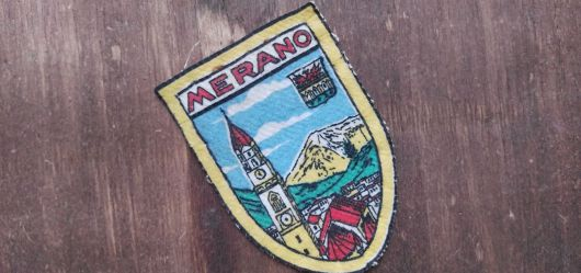 Stoffabzeichen Merano