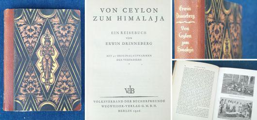 Von Ceylon zum Himalaya
