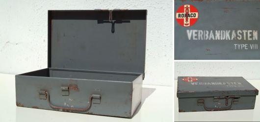 Metall Verbandskasten