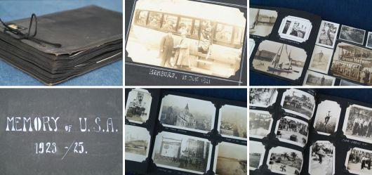 Historisches Fotoalbum