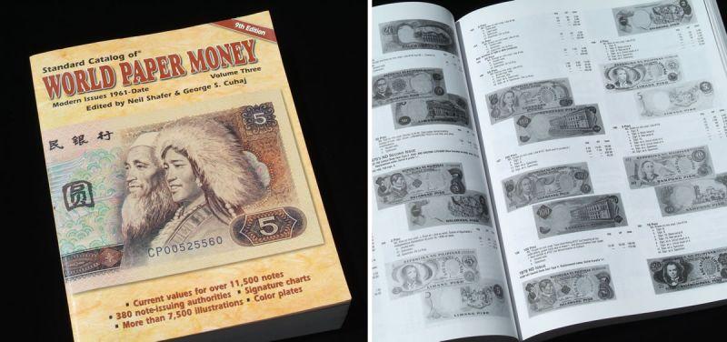 Standard Catalog of World Paper Money Vol 3