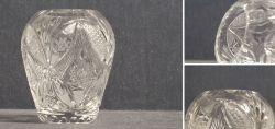 Bleikristall Vase