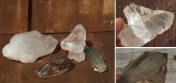 Rauchquarz - Bergkristall