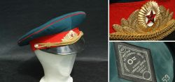 Originale russische Offiziersmütze