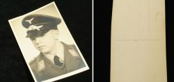 Postkarte Portrait