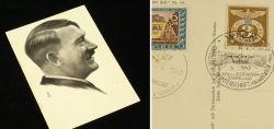 Propaganda Hitler Porträt