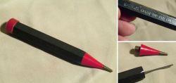 Alter Druck-Bleistift