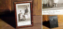 Originale Fotokarte (Kaiser Karl I mit Kaiserin Zita und ihre Kinder)