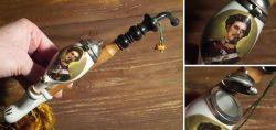 Biedermeier-Style tabacco pipe