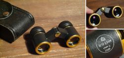Old opera glasses USSR