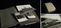 Historisches Fotoalbum Italien