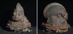 Helmaufsatz Egungun / Yoruba - Nigeria / Ende des 19. Jahrhundert