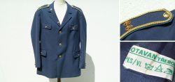 Vermutlich eine Tschechische Uniform-Jacke der Luftwaffe