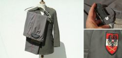 Gut erhaltene ÖBH Uniform