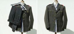 Old Austrian  Police Uniform
