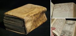 Very rare early book from the 17th century