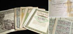 Konvolut diverser Dokumente Österreich – 1905 bis 1930