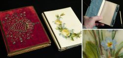 Damen-Notizbücher aus den frühen 20. Jahrhundert