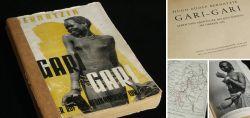 Travel adventure - book  Gari - Gari