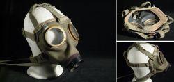 Ungarische Gasmaske vermutlich Typ M76