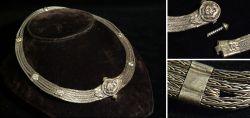 Islamische Halskette vermutlich Mitte 20. Jahrhundert