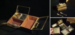Humidor Zigarren-Box um 1900