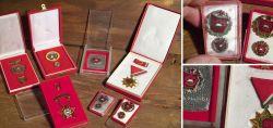 Medaillen der ungarischen Volksrepublik