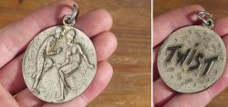 Very RARE, old TWIST-Medal