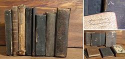 Old prayer books 19th / 20th century
