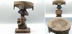 Oracle bowl  Nigeria/Yoruba Mid 20th century