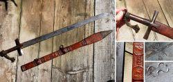 Kaskara Schwert 19. Jahrhundert