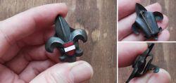 Selten - Pfadfinder Abzeichen aus Metall