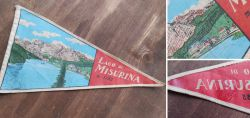 Stoff-Wimpel Italien 1950 – 1960
