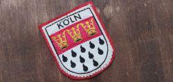Stoffabzeichen Köln