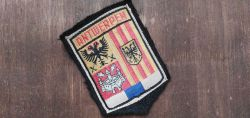 Antwerpen mit Wappen