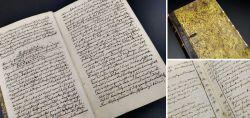 Seltene und historische Handschrift eines Geistlichen 1790 – 1820