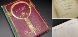Poetry album of Hedi Drobil 1920 - 1928