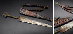 Tuareg dagger early 20th century